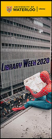 Avengers-themed bookmark