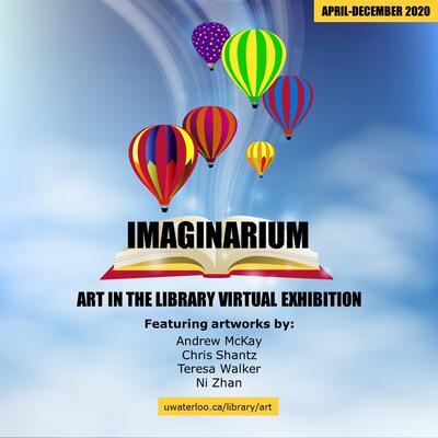 Imaginarium Art in the Library virtual exhibit