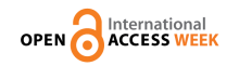 International Open Access Week logo