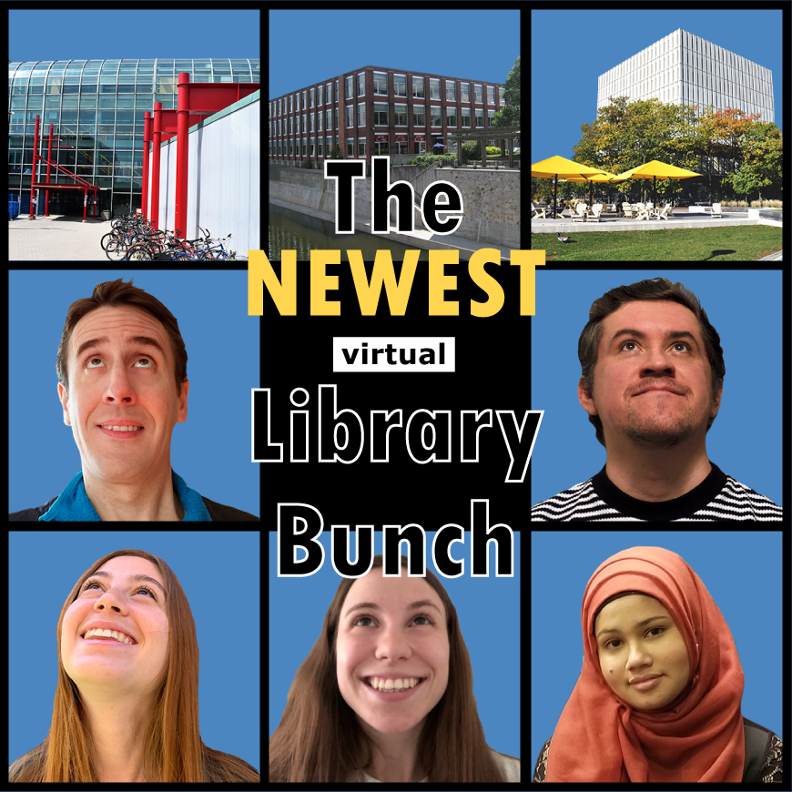 The Newest Virtual Library Bunch