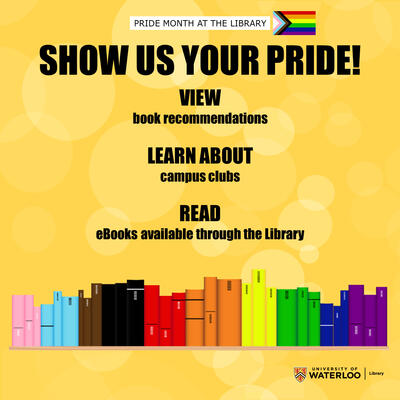Show us your pride!