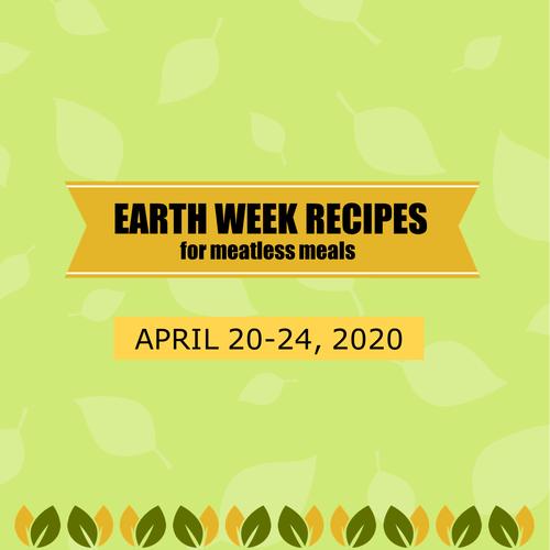 meatless recipe logo