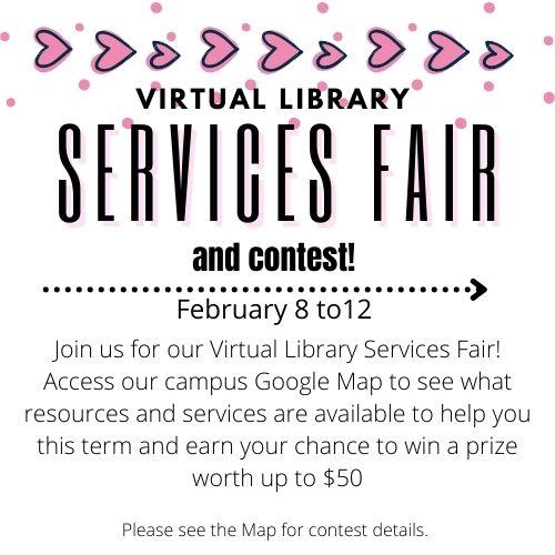 Service Fair and contest details