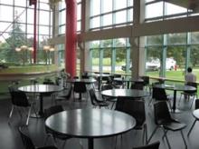 Davis Centre cafeteria
