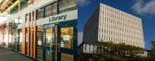 Davis Centre and Dana Porter libraries