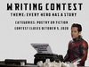 Writing contest: Every Hero Has a Story