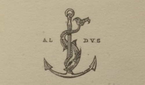 Aldine Press crest
