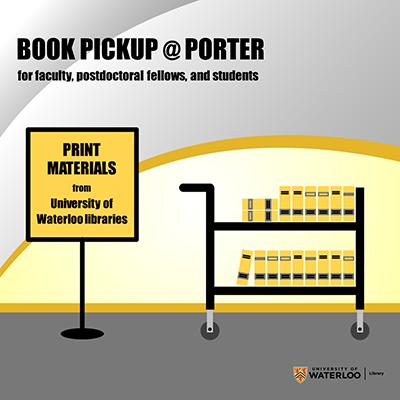 Book Pickup @ Porter