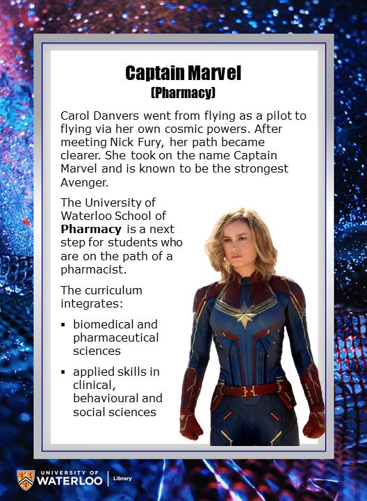 Captain Marvel (Pharmacy)