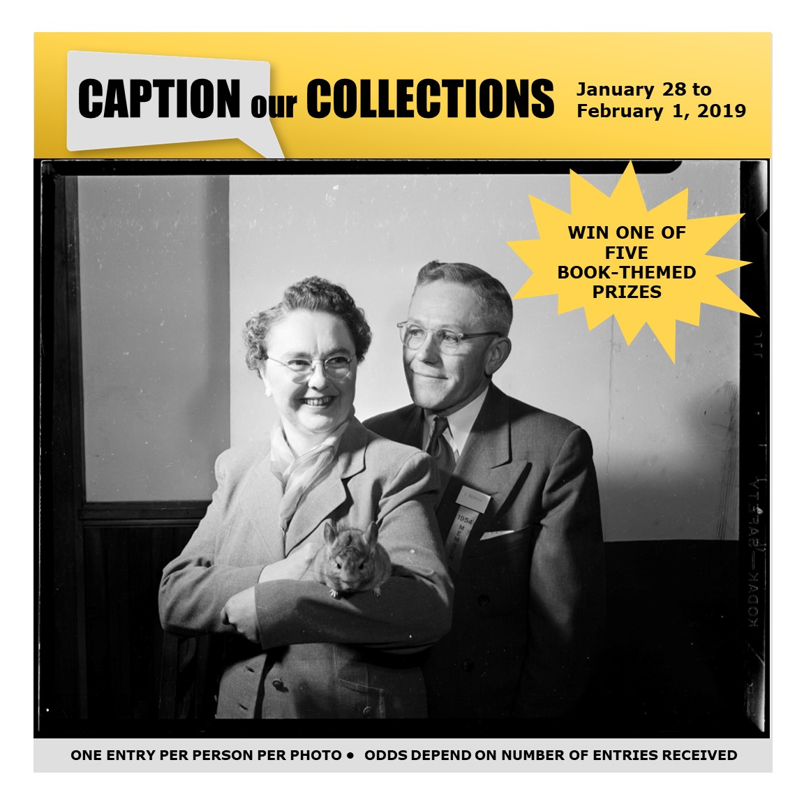 Caption our collections contest
