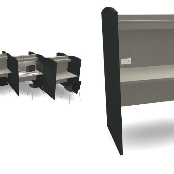carrel design