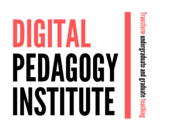 Digital Pedagogy Institute