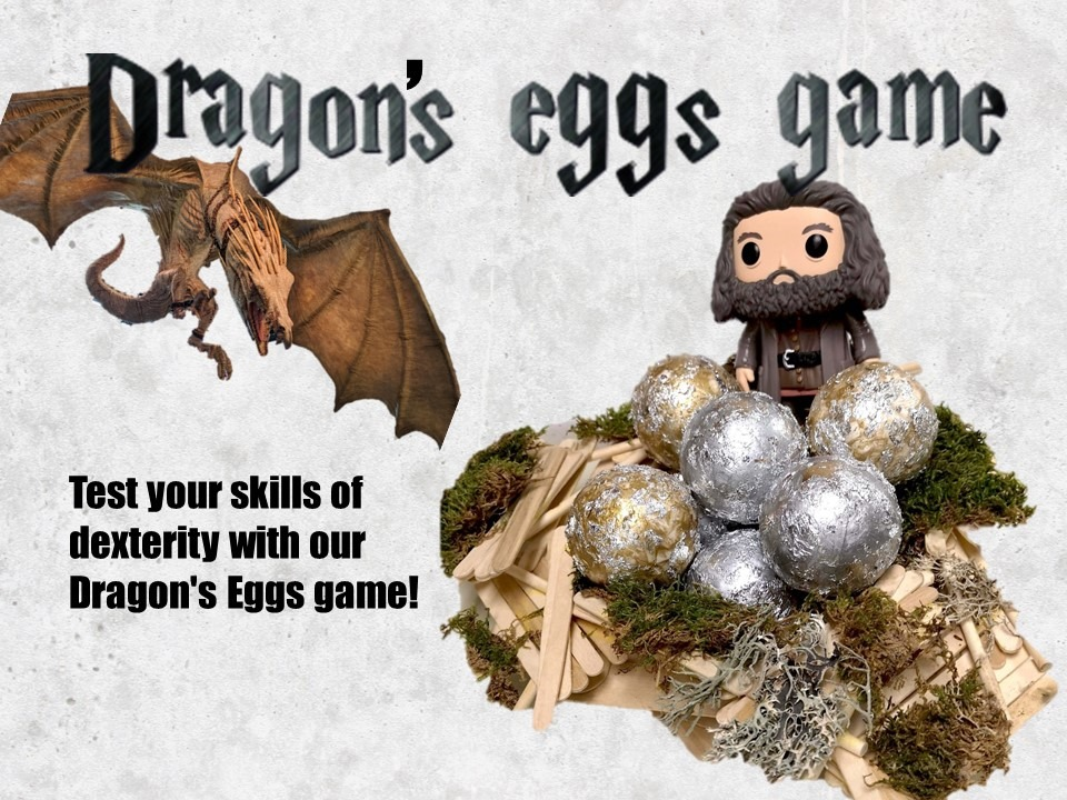 dragon's eggs
