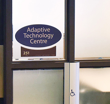 Adaptive Technology Centre automatic door opener