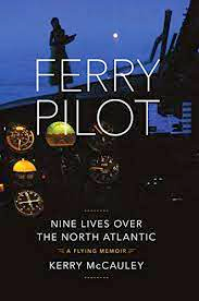 Nine Lives Over the North Atlantic book cover