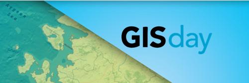 GIS day banner