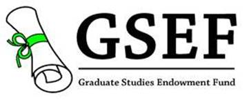 Graduate Studies Endowment Fund logo
