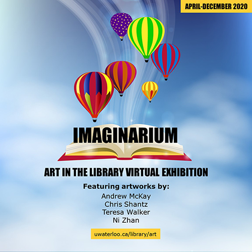 Imaginarium virtual exhibit list of artists