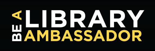 Library Ambassador logo