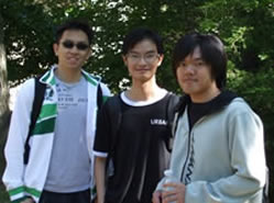 John, Azu-Wei, and Ken