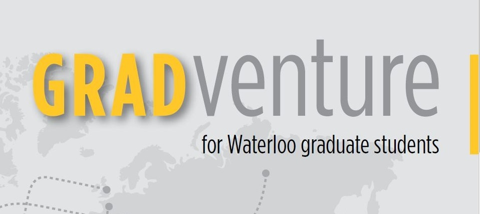 GRADventure for Waterloo graduate students