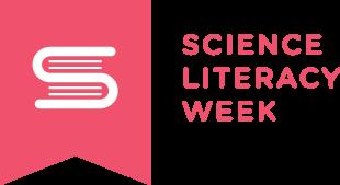 Scinence literacy week logo