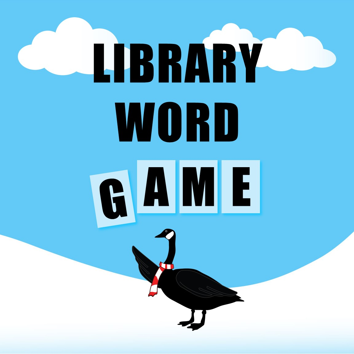 Library word game