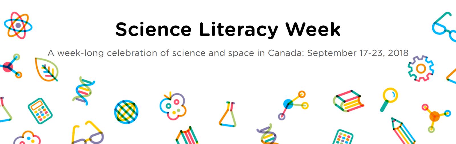 Science Literacy week