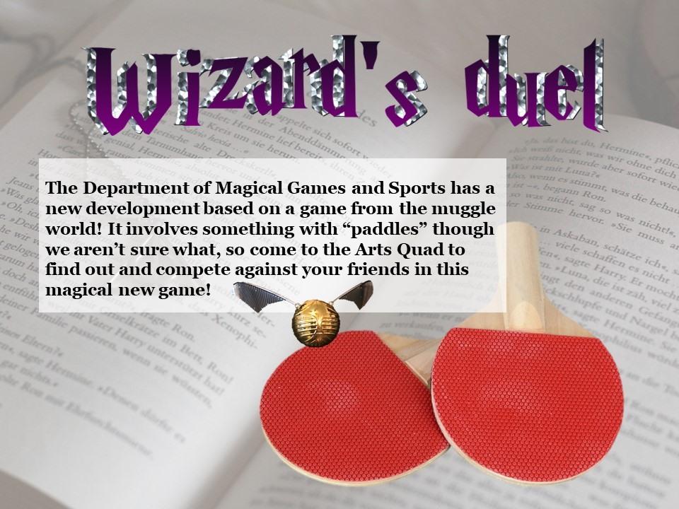 wizards' duel