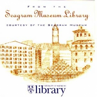 From the Seagram Museum Library courtesty of the Seagram Museum.