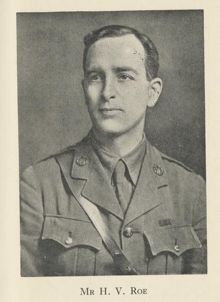 Henry Verden Roe