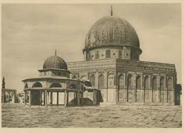 Photograph of mosque