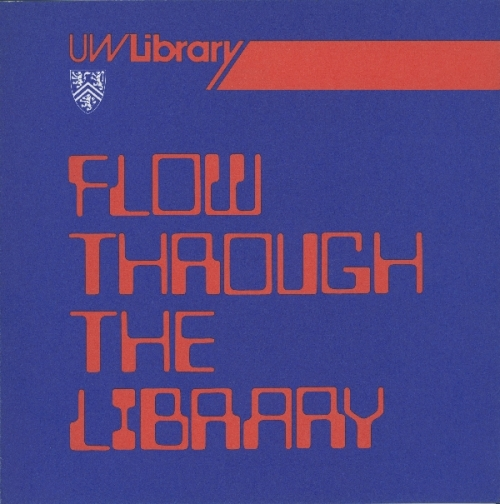 Flow through the library