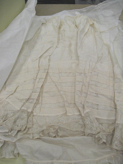 final layer of dress(photo)