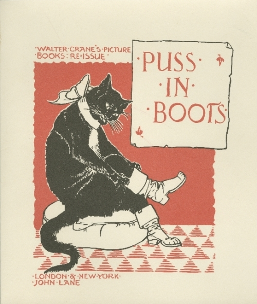 Puss in boots front cover