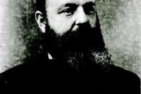 Joseph Emm Seagram portrait.