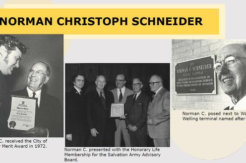 Norman C. Schneider