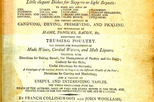 The Universal Cook and City and Country Housekeeper.
