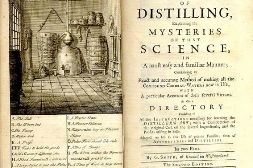 A Compleat Body of Distilling, Explaining the Mysteries of that Science