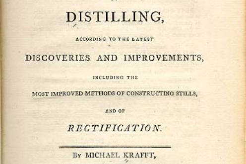 The American Distiller, or,The Theory and Practice of Distilling.