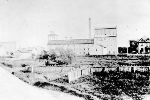 Photograph of Distillery.