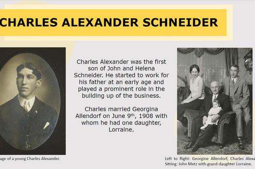 Charles Alexander Schneider