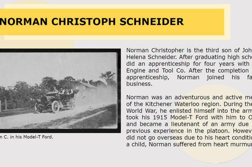 Norman Christoph Schneider