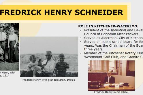 Fredrick Henry Schneider