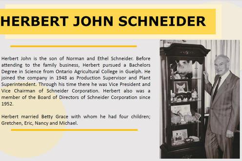 Herbert John Schneider