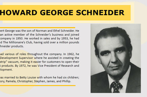 Howard George Schneider