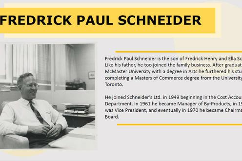 Fredrick Paul Schneider