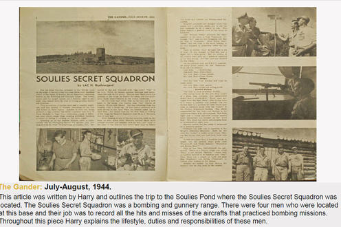 The Gander: July-August, 1944.