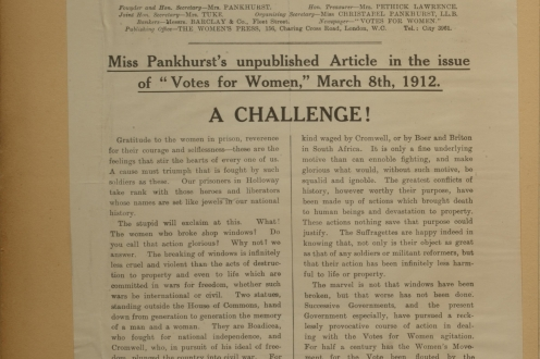First page of article.