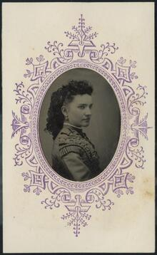 tintype from Photograph collection